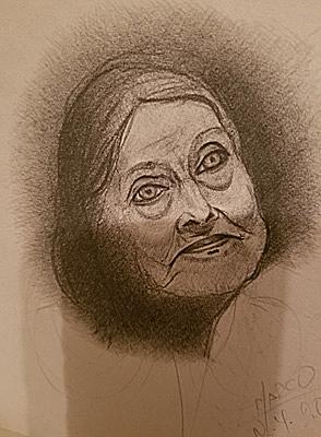 female-head-drawing-118